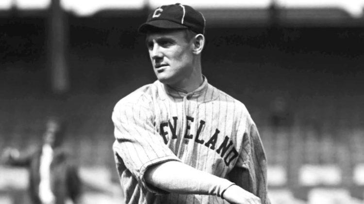 Numeri maglia Cleveland Indians baseball 1916