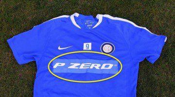 Inter, nuovo sponsor: Pzero al posto di Pirelli