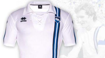 Pescara, maglia speciale per gli 80 anni