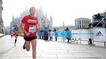 Reggio Emilia, Breakfast Run con Stefano Baldini