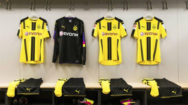 Maglia Borussia Dortmund 2016-2017