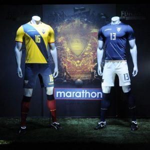 Copa America 2016 maglia Ecuador