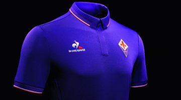 La maglia della Fiorentina 2016-2017