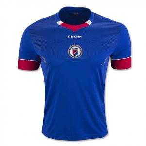 Copa America 2016 maglia Haiti