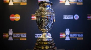 Gironi e maglie della Copa America Centenario