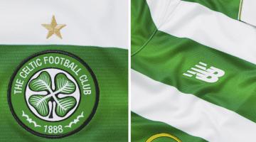 Celtic, la nuova maglia 2016-17