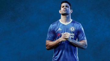 La nuova maglia del Chelsea 2016-17