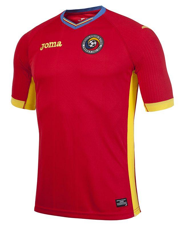 Maglia Romania per Euro 2016   Ama la Maglia