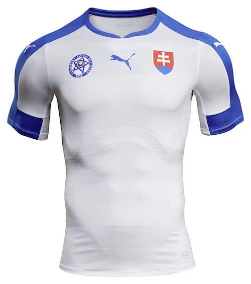 Maglia della Slovacchia per Euro 2016 | Ama la Maglia