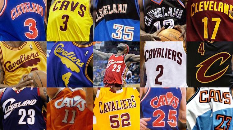 maglia-cleveland-cavaliers-storia