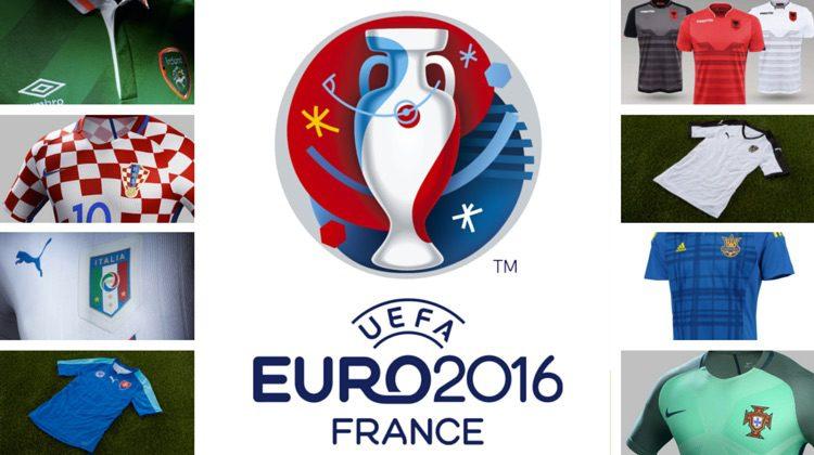 Maglie delle nazionali più belle a Euro 2016