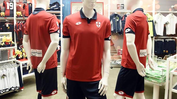 terza maglia Genoa 2016-2017
