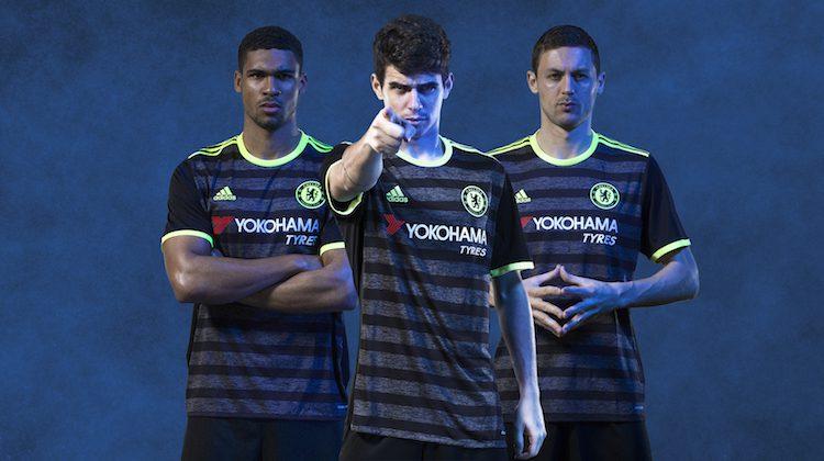 Chelsea seconda maglia 2016 2017 adidas
