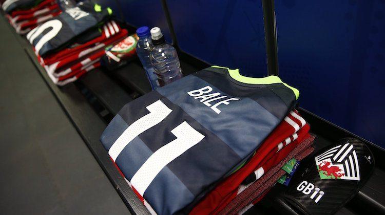 Semifinale Euro 2016, Galles in maglia grigia