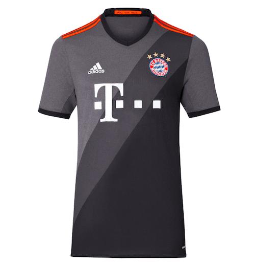 Le maglie della Bundesliga 2016-2017   Ama la Maglia
