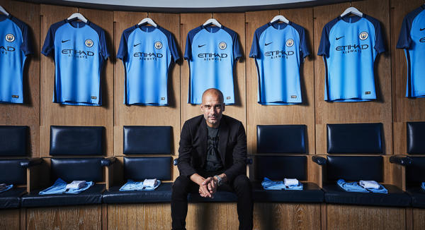guardiola maglie manchester city 2017