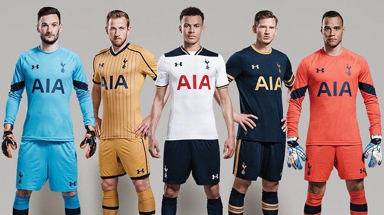 Maglia Tottenham 2017 2017 Under Armour