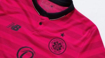 Celtic, terza maglia rosa 2016-2017