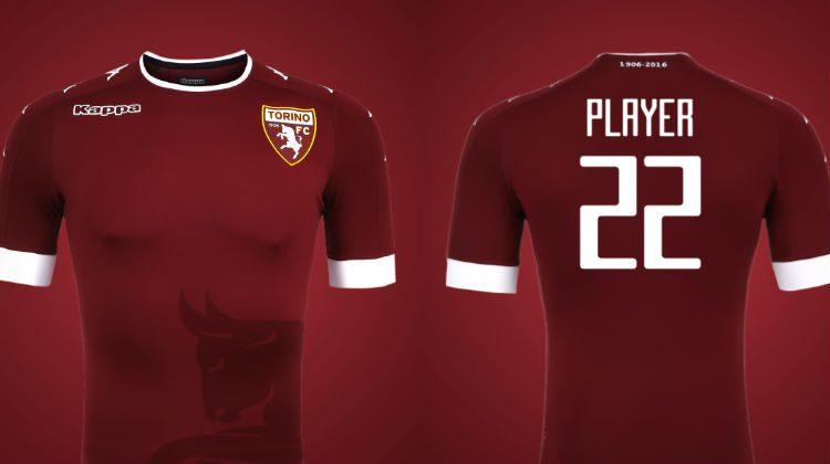 maglia 2016-2017 Torino
