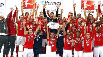 Le maglie della Bundesliga 2016-2017