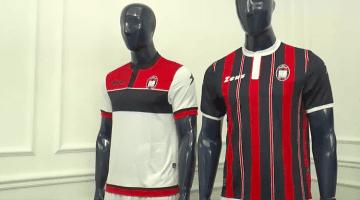 Crotone, maglia 2016-2017 per la Serie A