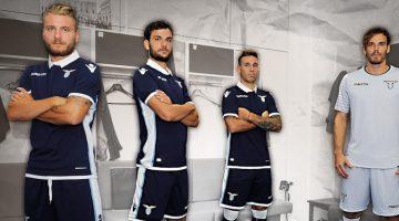 Lazio, maglia away 2016-2017