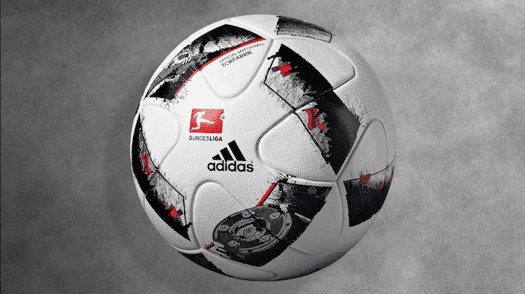 torfabrik pallone bundesliga 2016 2017
