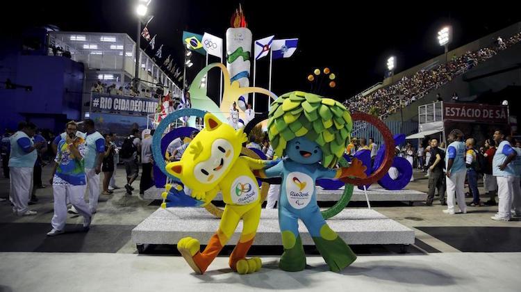 mascotte olimpiadi rio 2016
