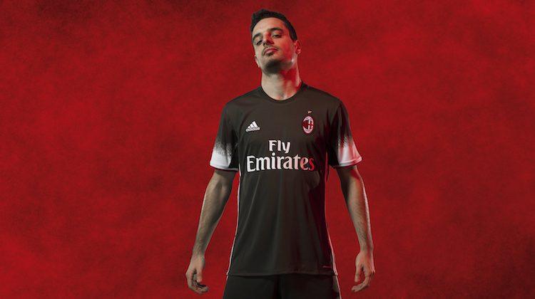 Milan, terza maglia 2016-2017