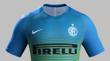 Terza maglia Inter 2016-2017