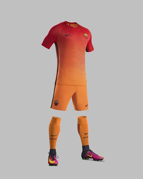Roma, terza maglia 2016-2017 | Ama la Maglia