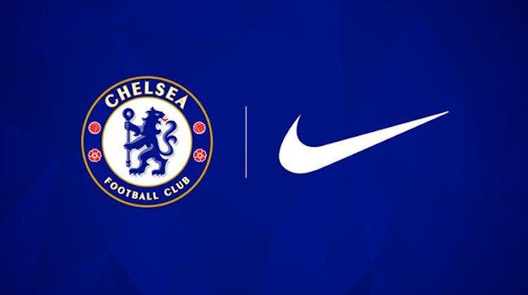 Chelsea, Nike sponsor tecnico dal 2017