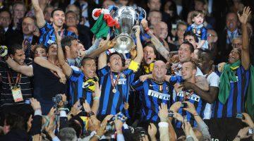 Zanetti story, Inter: la maglia numero 4