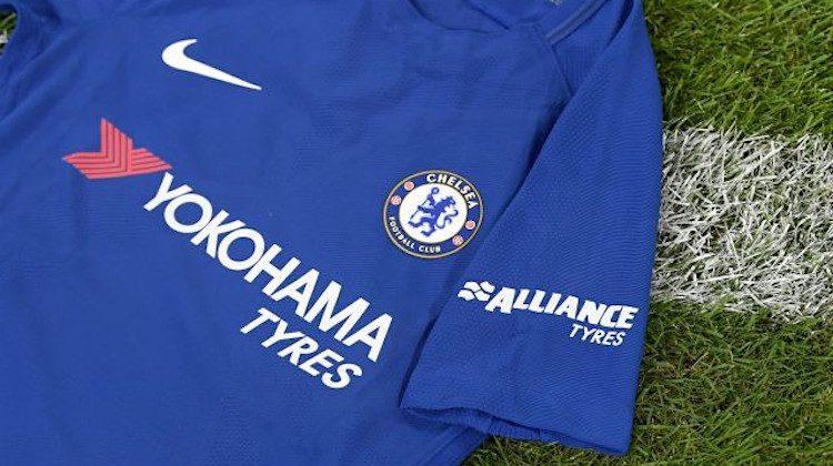Nuovo sponsor sulla manica del Chelsea
