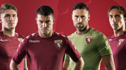 Maglia Torino 2017-2018