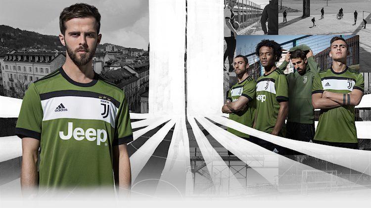 juventus terza maglia adidas 2017-18