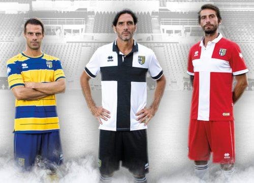 Maglie Serie B 2017-2018