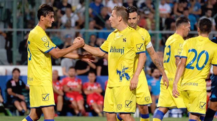 Le maglie del Chievo 2017-2018