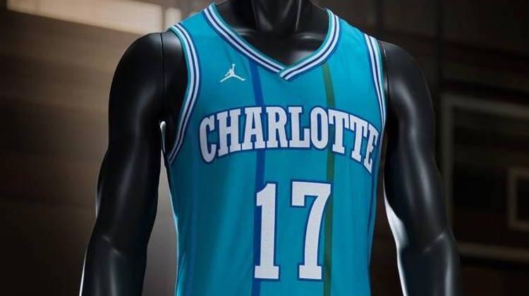Charlotte Hornets canotta Classic 2017