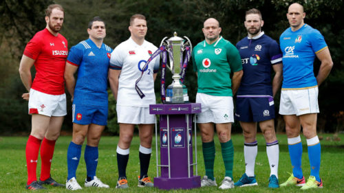 divise rugby nazionali 6 nazioni 2018