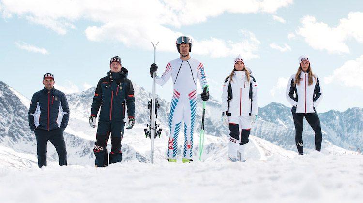 tuta nazionale americana sci alpino 2018