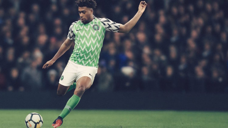 home kit nigeria mondiali 2018
