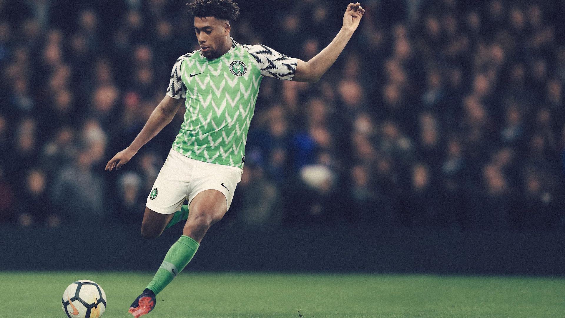 Nigeria 2018, la maglia per i Mondiali è naija | Ama la Maglia