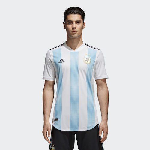 Mondiali 2018, la maglia dell'Argentina nel segno della storia ...