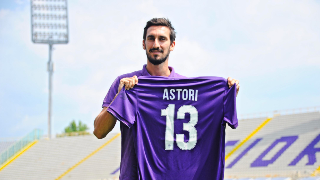 numeri 13 maglia ritirata Fiorentina