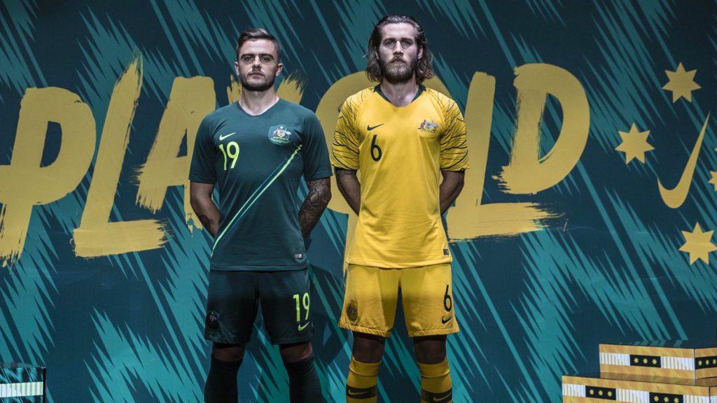 maglie australia calcio 2018