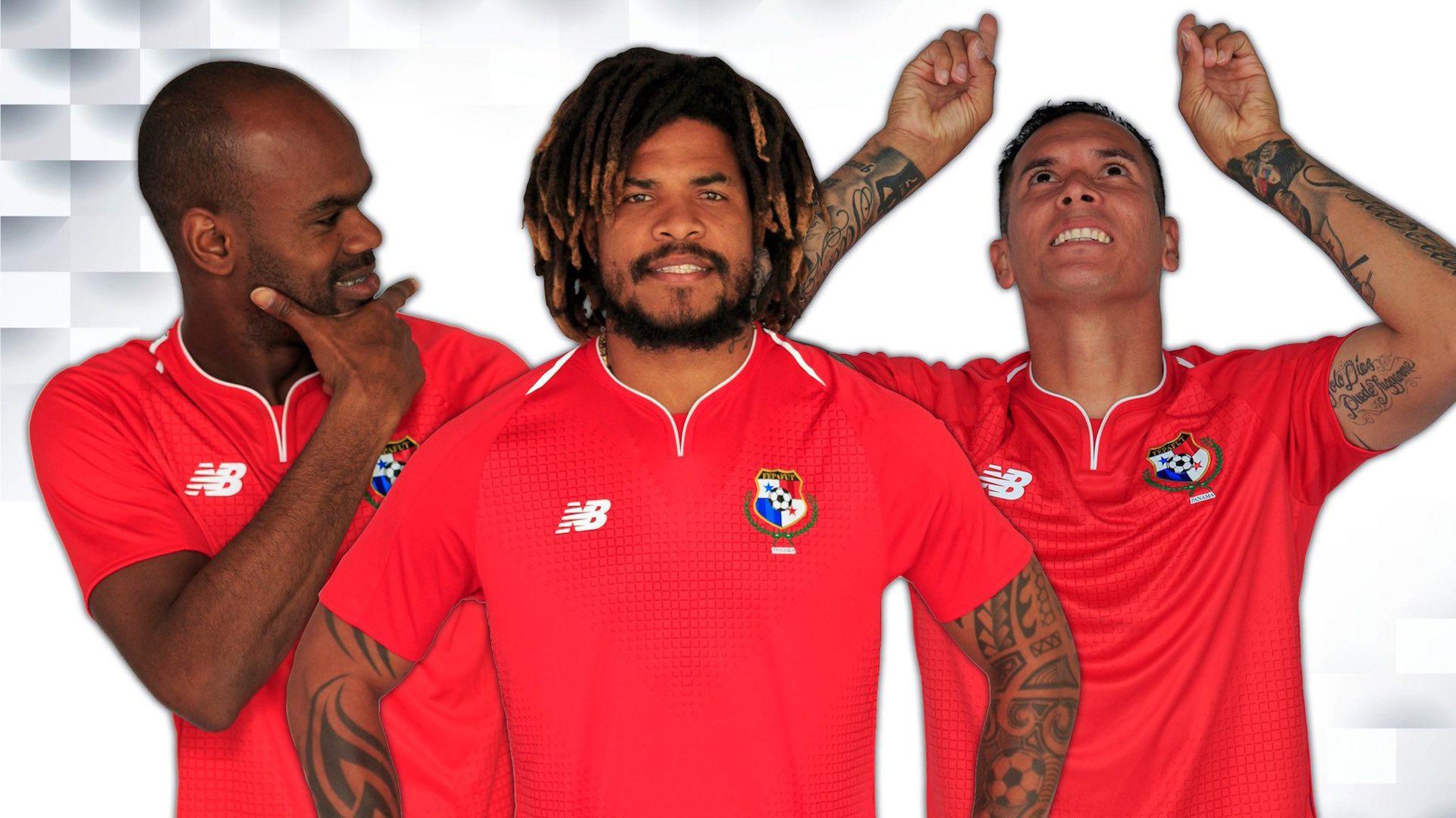 maglia nazionale di calcio panamense 2018