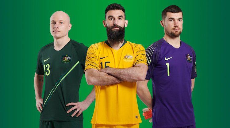 kit australia 2018 nike