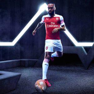 Arsenal home kit 2018 2019 Puma