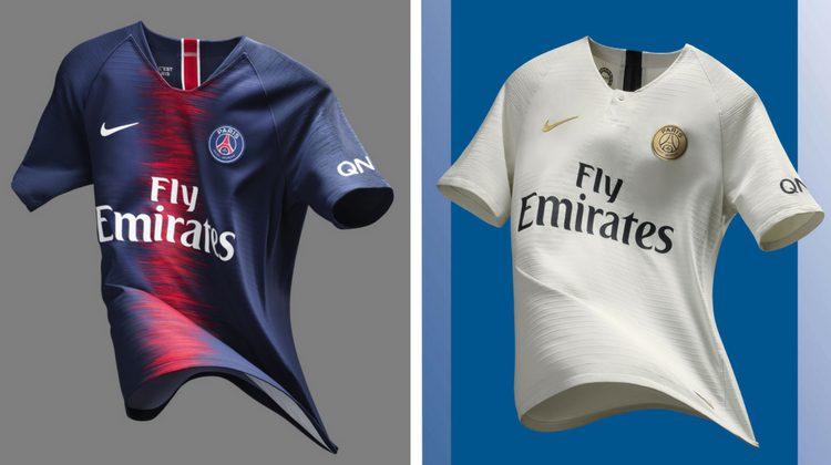 PSG away kit 2018-2019 Nike